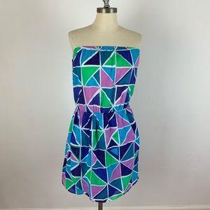 Gap Triangle Sleeveless Dress